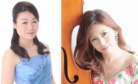 コントラバス&ピアノ 癒しのコンサート