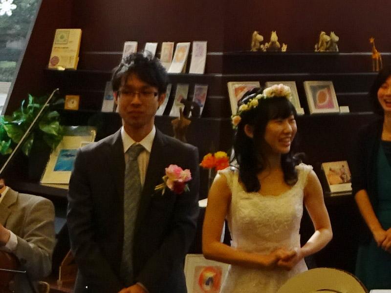 結婚披露Party