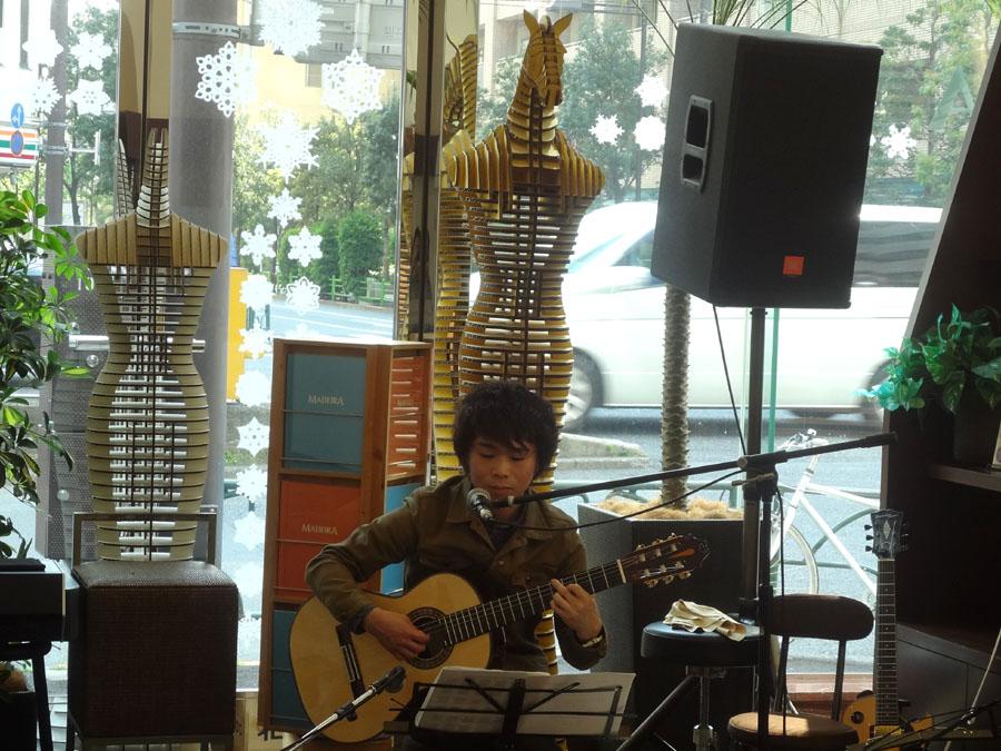 第4回 ボサノバギター講座&レッスン文化祭(発表会)
