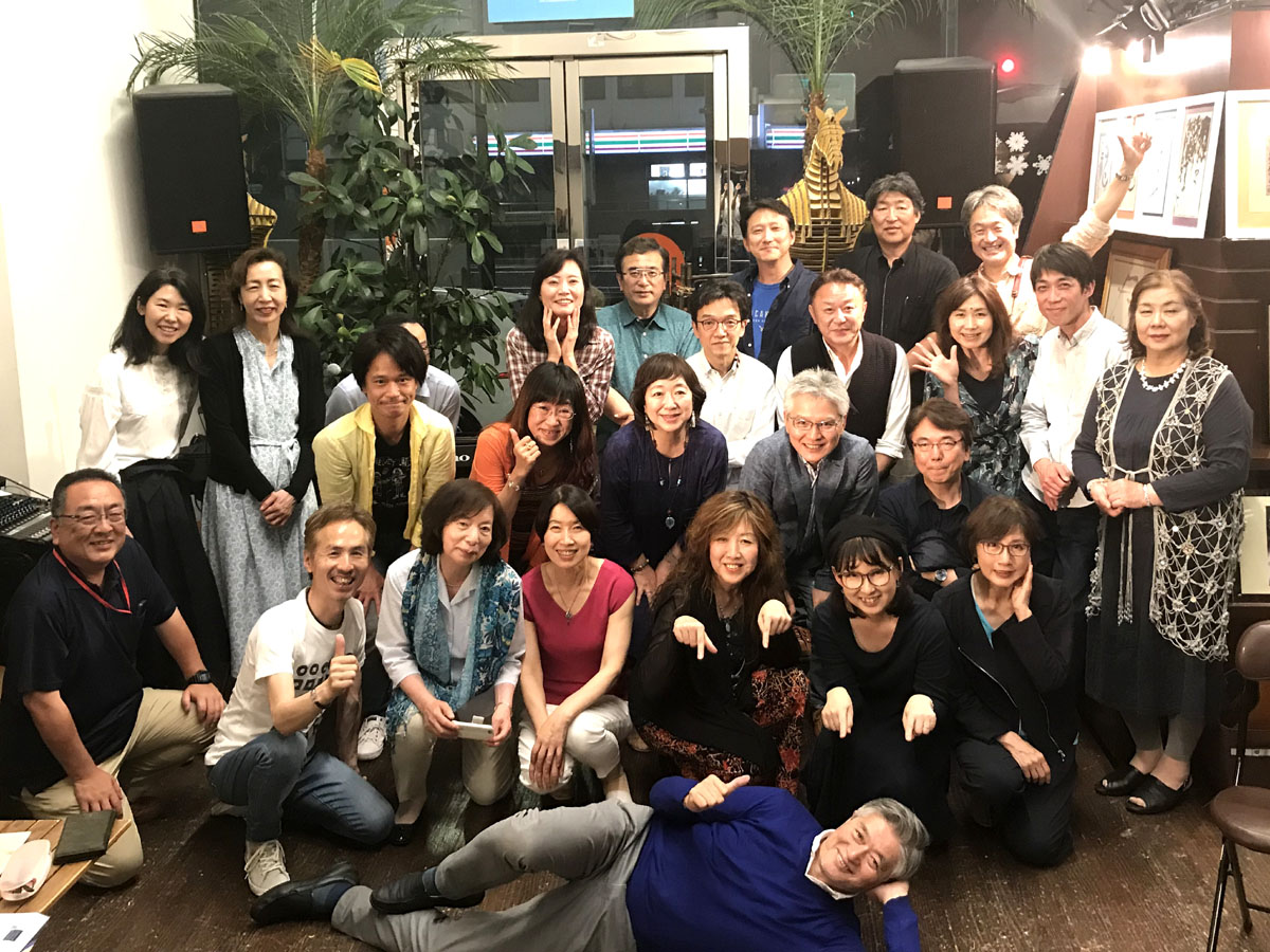第11回ボサノバギター教室発表会